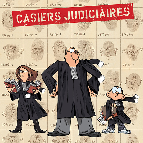 Casiers Judiciaires (Issues)