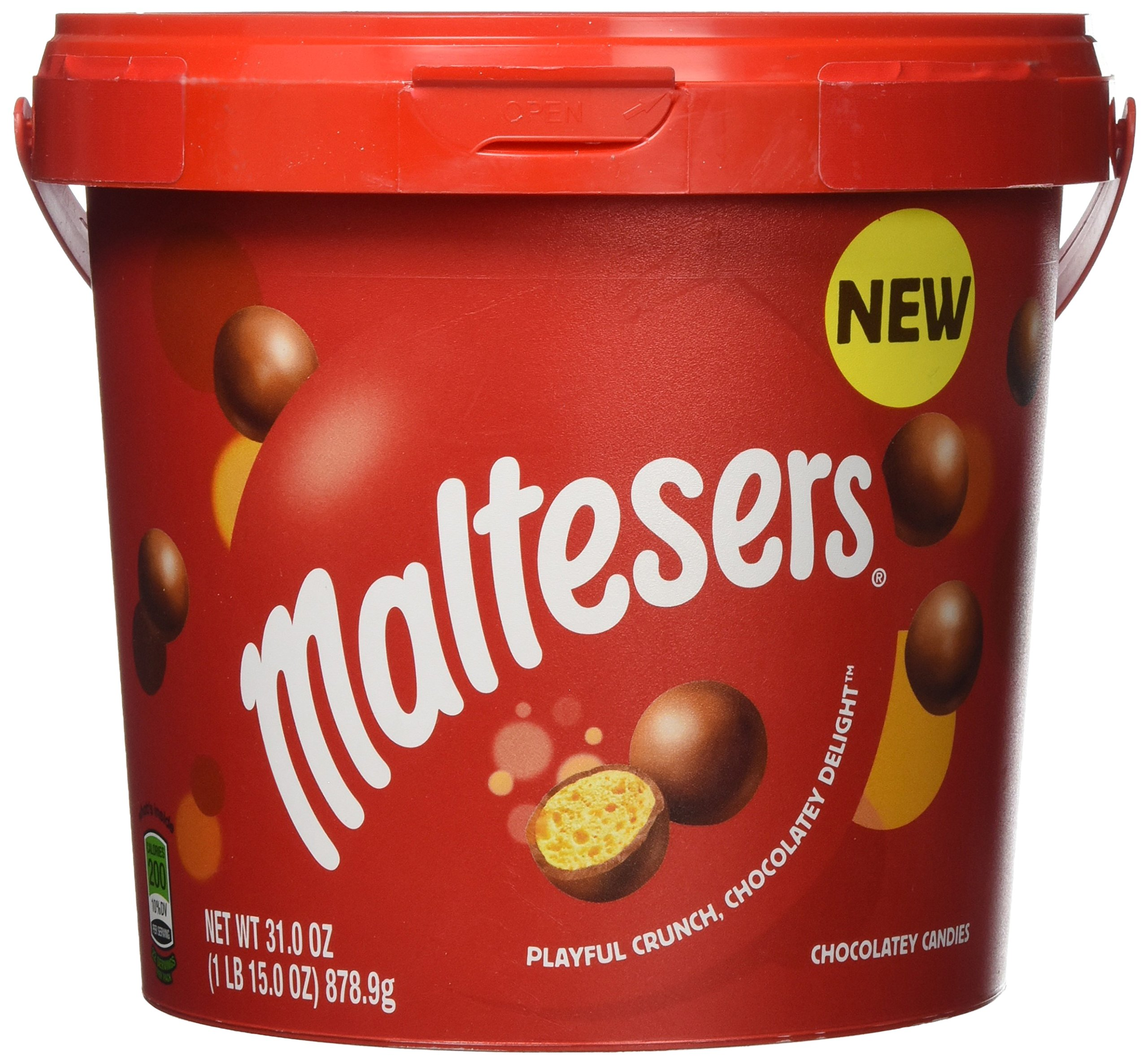 Mars Maltesers Party Bucket, 878g (1lb 15oz) by Mars