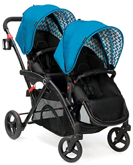 Contours Options Elite Tandem Stroller, Laguna