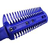 Universal Unisex Razor Comb Home Hair Cut Scissor (w/ 6 Bonus Replacement Razors)