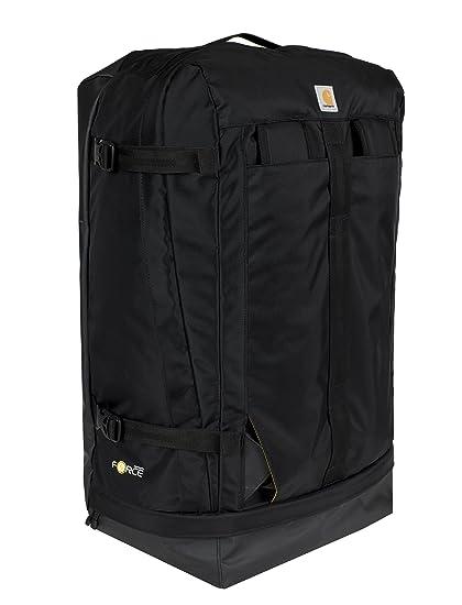 d9b81871239b Amazon.com  Carhartt Elements Duffel Backpack Hybrid Convertible Carry-on   Sports   Outdoors