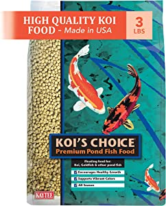 Kaytee Koi Fish Food