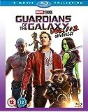 Guardians of the Galaxy & Guardians of the Galaxy Vol. 2 Doublepack [Blu-ray] [2017]