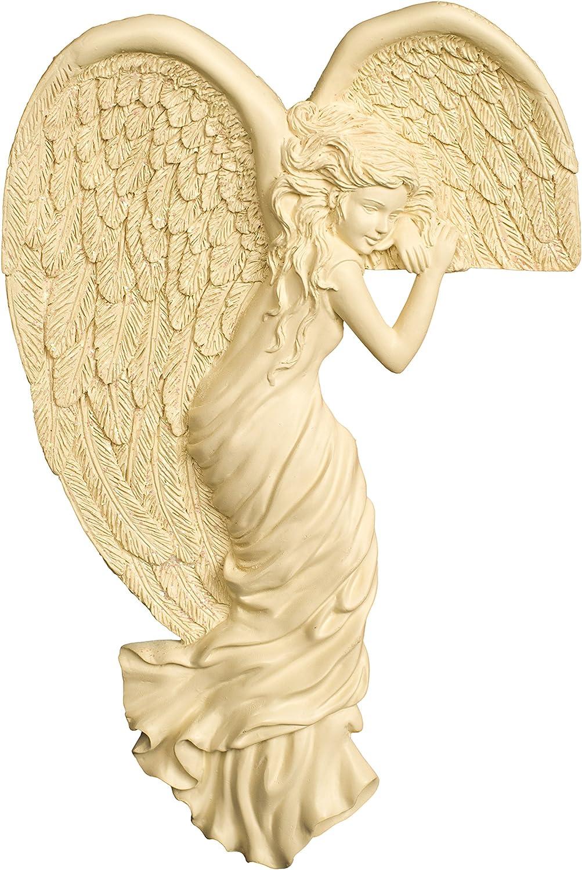 "Amazon.com: Angel Star 8010 8"" Left Corner Angel, Angel Watching ..."