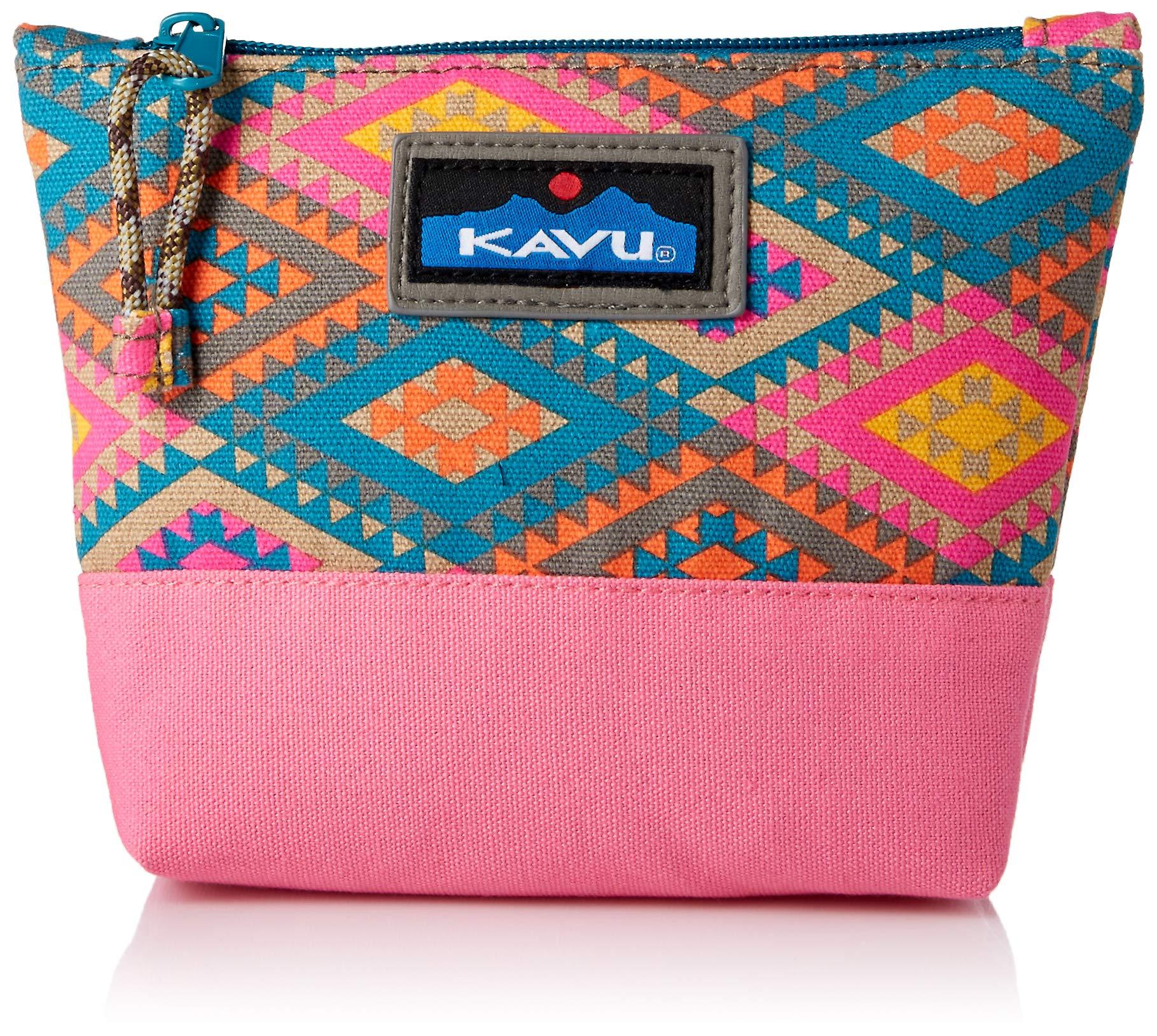 KAVU Women's Quick Zip, Rhombus Rug, No Size