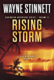 Rising Storm: A Jesse McDermitt Novel (Caribbean Adventure Series Book 11)