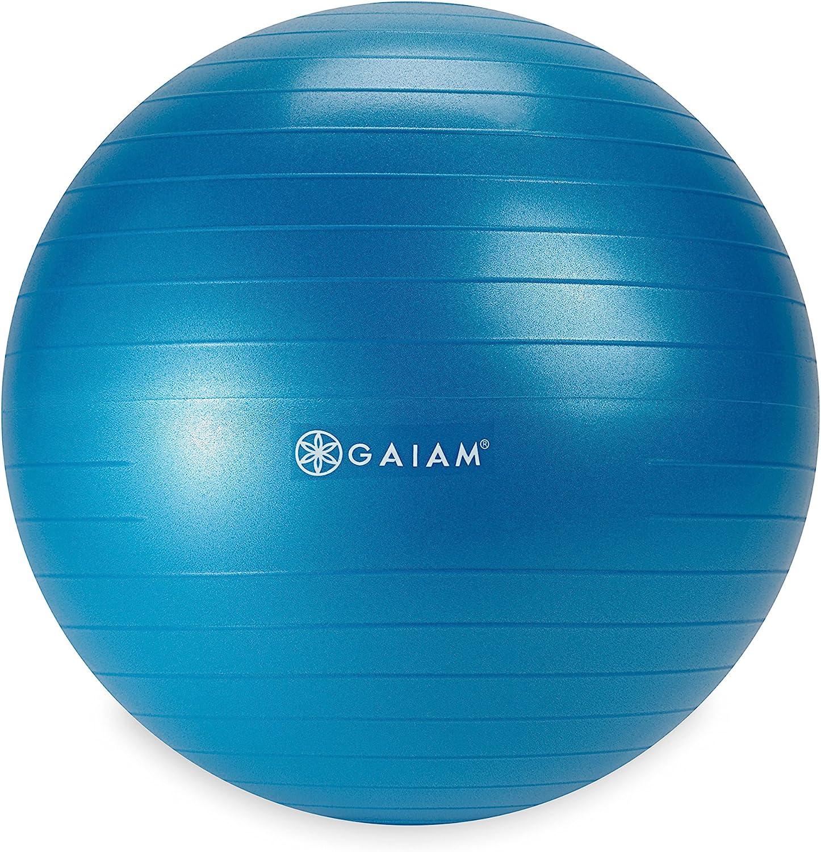 pour les enfants actifs Gaiam Kids Balance Ball-Exercice Stabilité Yoga Balle