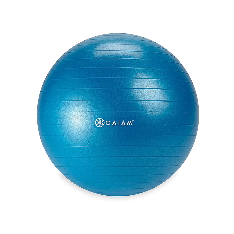 Amazon Gaiam Kids Balance Ball Anti Burst Exercise