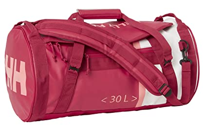 Helly Hansen HH Duffel Bag 2 Bolsa de Viaje, 60 cm, 30 Liters, Gris (Ebony)