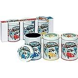 Brisa VW Classic Campervan set of 3 canister