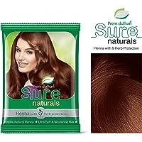 Prem Dulhan 100% Sure Natural Henna powder with 9 herbs (500gm)