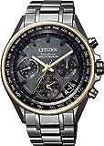 [シチズン] 腕時計 アテッサ エコ・ドライブ 電波時計 クロノグラフ CC4004-58F メンズ
