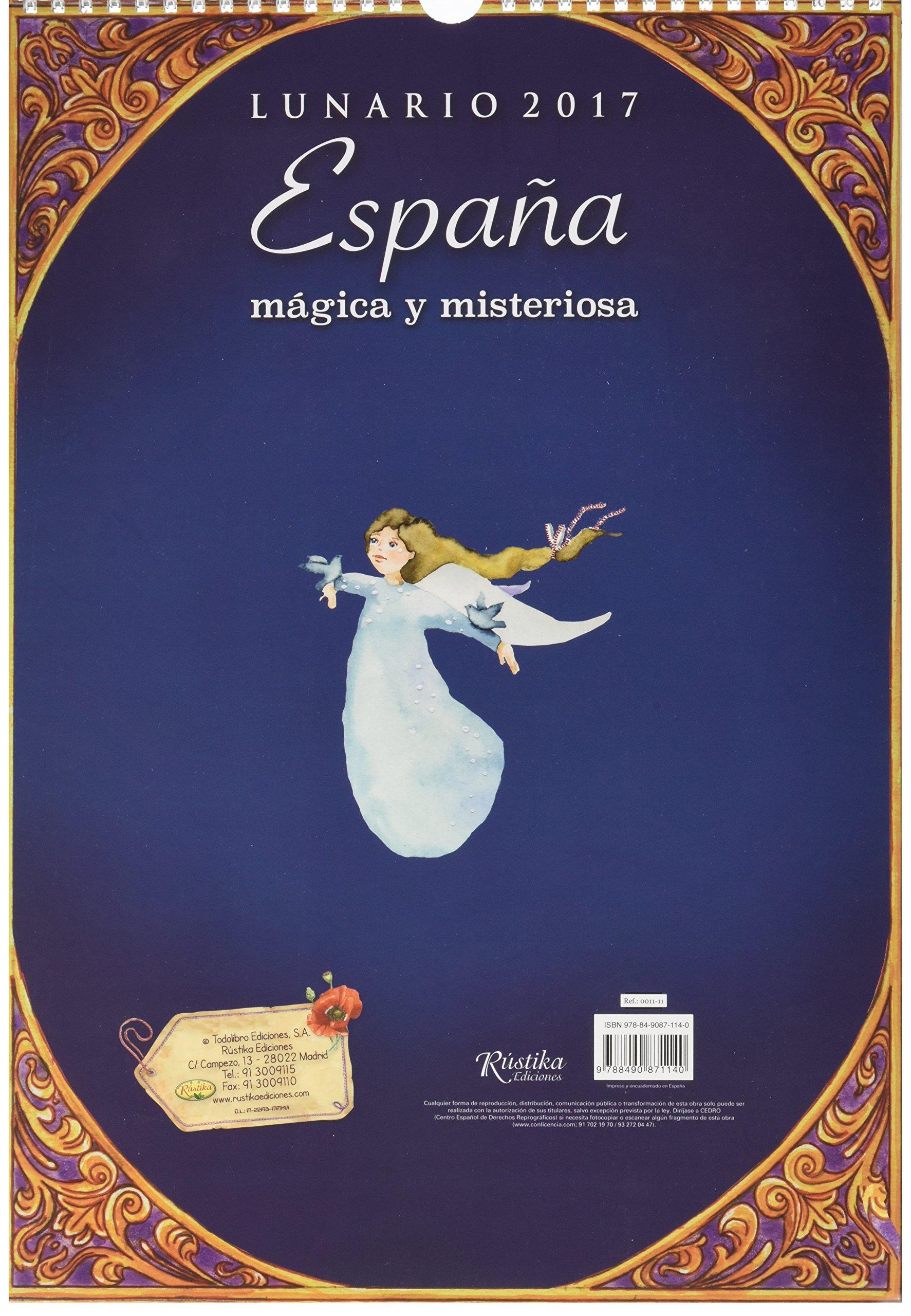 Calendario Lunario España Mágica Calendario lunario España magica ...