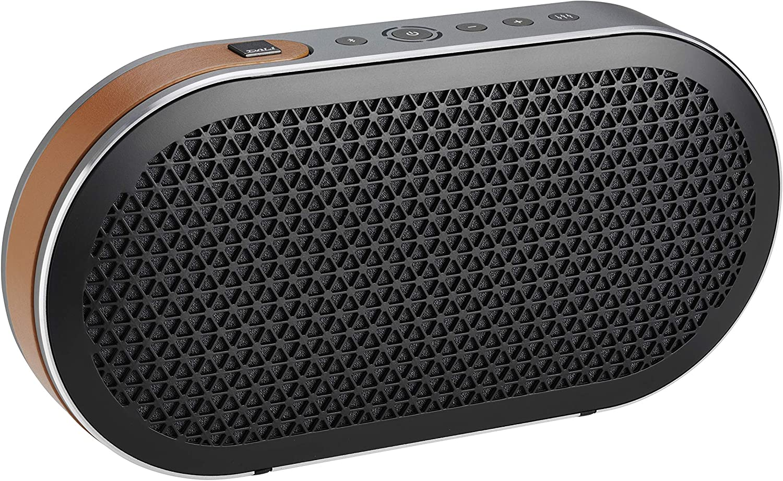Dali Katch Portable Bluetooth Speaker Compact Battery Playtime 24 Hours Maximum Sound Pressure Level 95 Db Aluminium Cone With Fabric Dust Cap Colour Jet Black Mp3 Hifi
