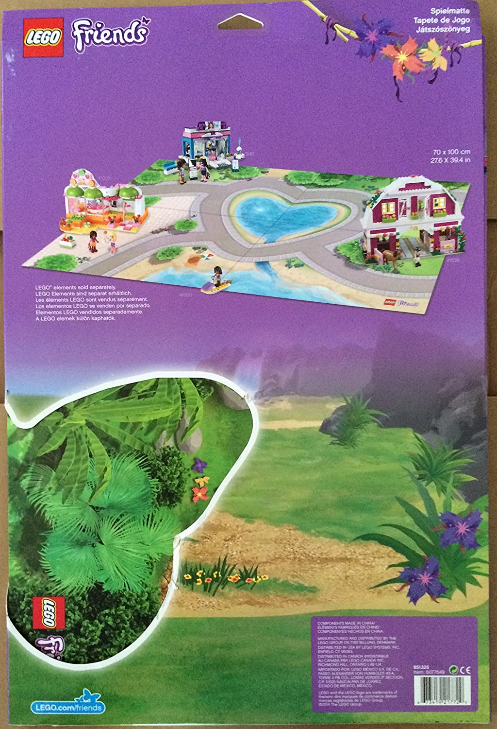 LEGO Friends Playmat 851325