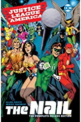Justice League of America: The Nail: The Complete Deluxe Edition (Justice League: The Nail) Kindle Edition