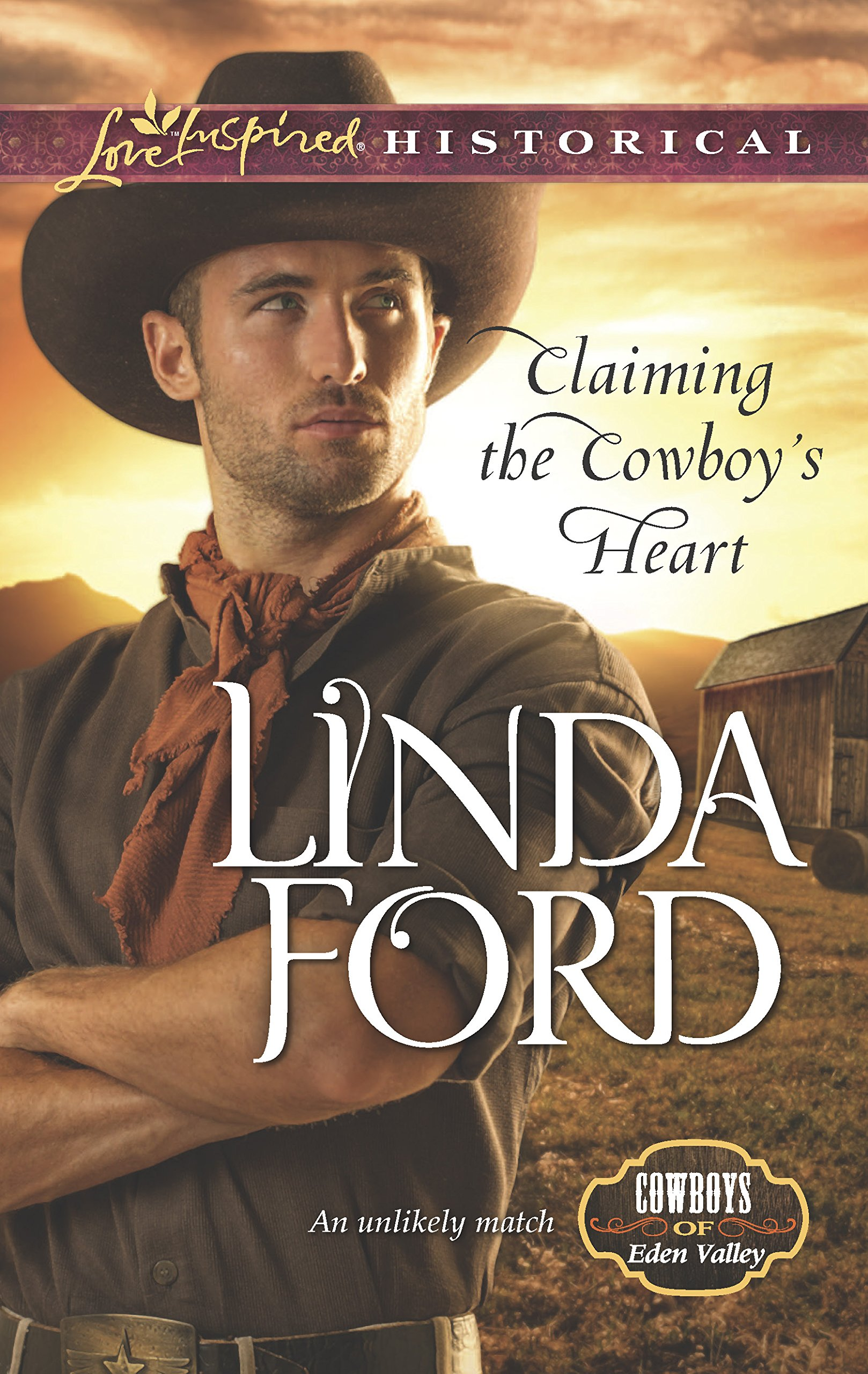 Read Online Claiming the Cowboy's Heart (Cowboys of Eden Valley) pdf epub