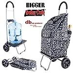dbest products - Carrito de bebé con Diseño de Muñeca, Color Azul