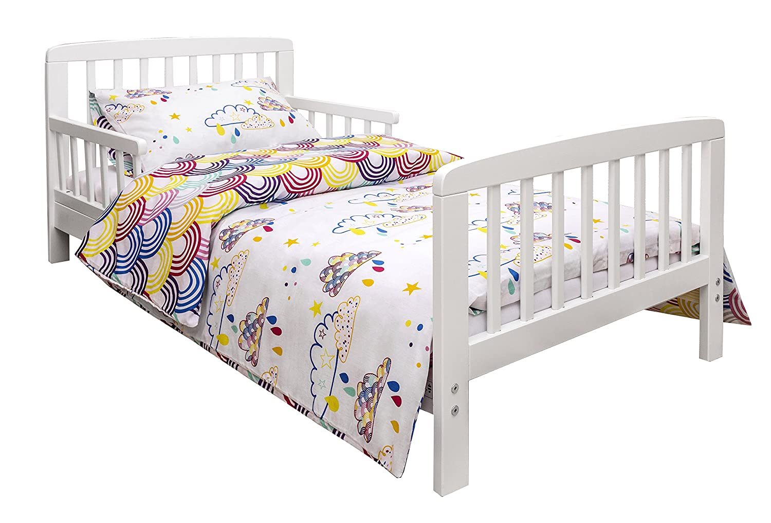 Kinder Valley Toddler Bedding Set, Whatever The Weather 70010