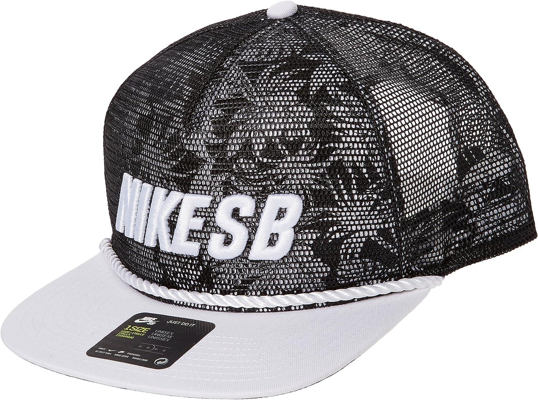 Nike U Pro SB Gorra De Tenis, Hombre, Negro Black/White, MISC ...