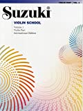 Suzukio Violin School Volume 1 Violin Part (Revised Edition): 01