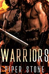 Warriors: A Dark Sci-Fi Menage Romance Kindle Edition