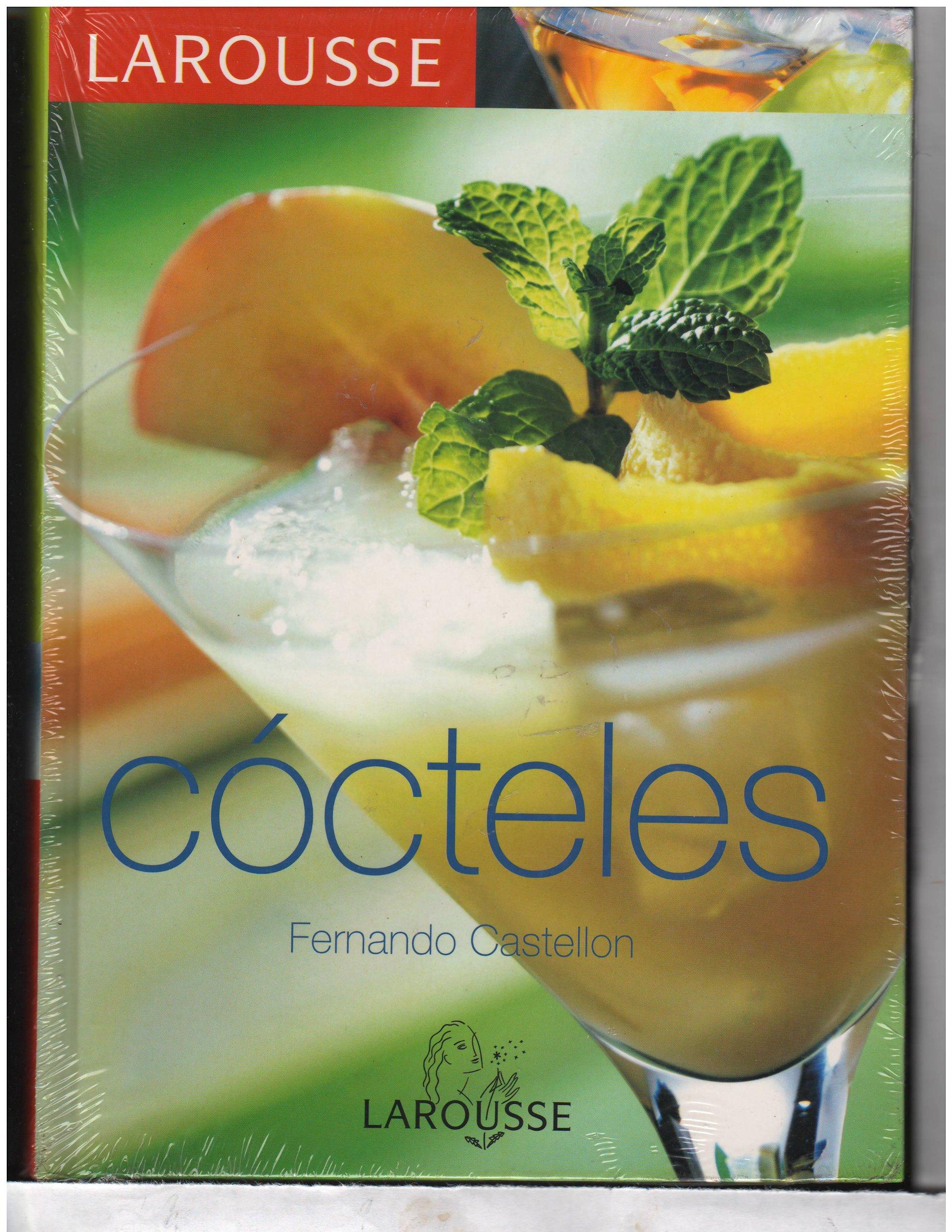 Amazon.com: Larousse De Los Cocteles/ Larousse of Cocktails ...