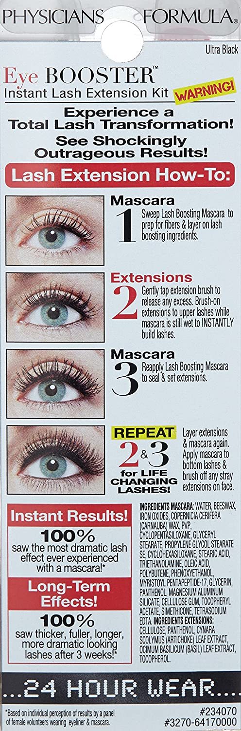 91bcbc79dd7 Physicians Formula Eye Booster Instant Doll Lash Extension Kit:  Amazon.co.uk: Beauty