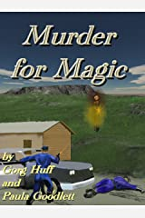 Murder For Magic Kindle Edition