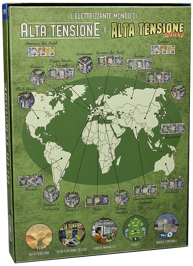 Giochi Uniti - Alta Tensión, le Società per Azioni, Expansión para ...