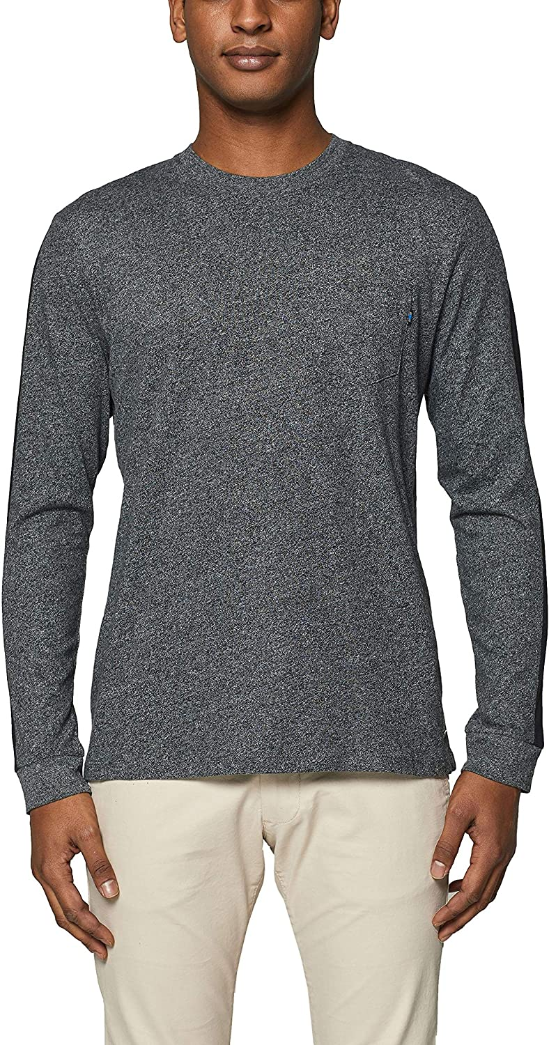edc by Esprit Mens Long Sleeve Top