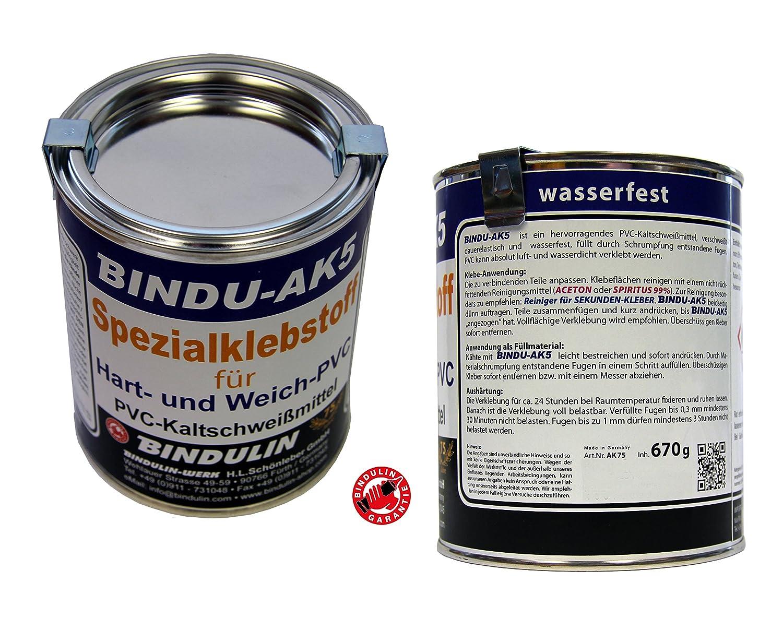 670 ml bindu de AK5 de PVC Adhesivo - Pegamento especial PCV ...