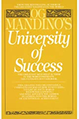 Og Mandino's University of Success: The Greatest Self-Help Author in the World Presents the Ultimate Success Book Paperback