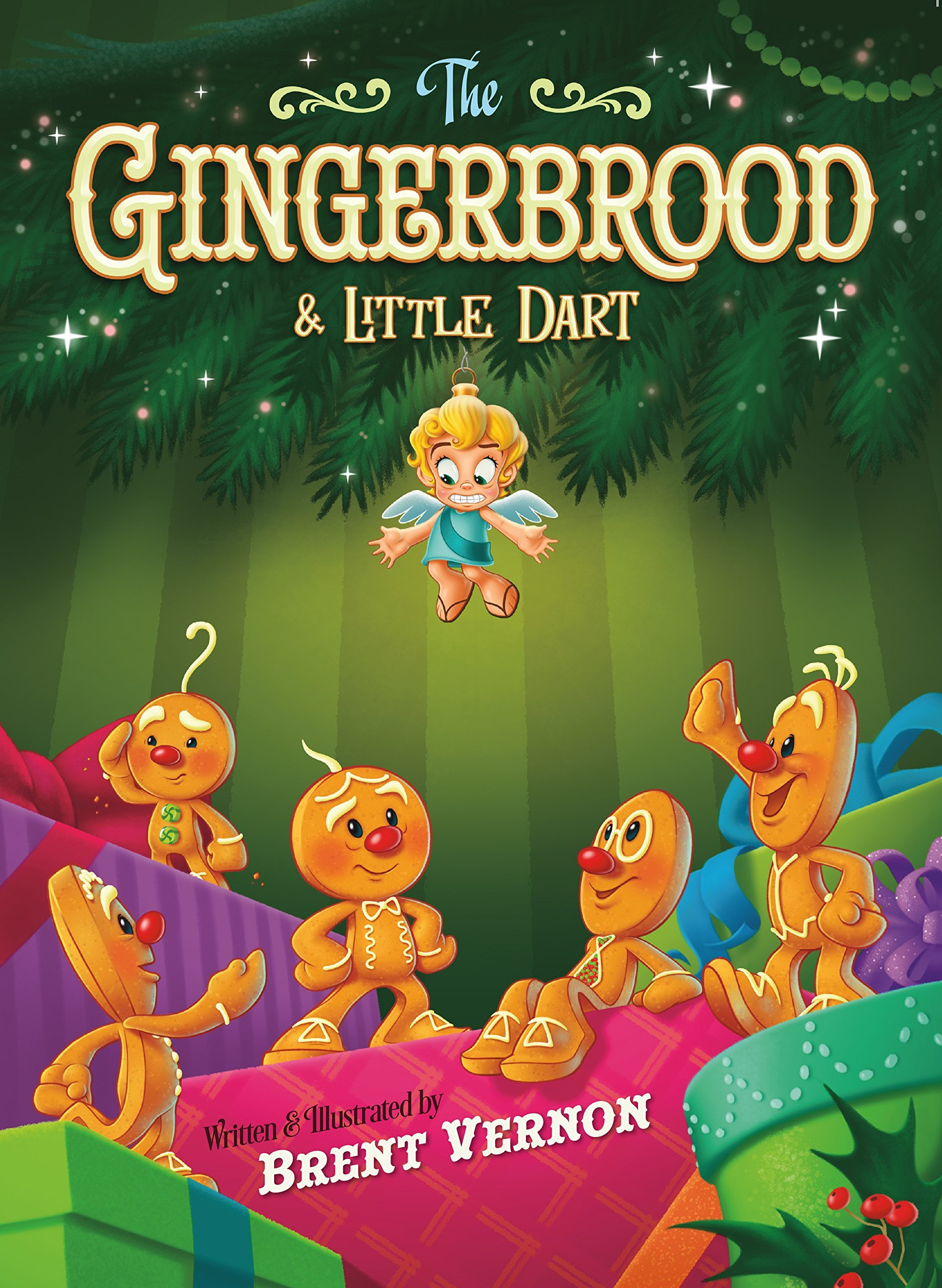 The Gingerbrood & Little Dart with Read Along CD PDF ePub ebook