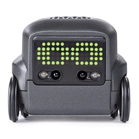 Boxer - Interactive A.I. Robot Toy (Black) with Personality and Emotions 379bcb243bc4b