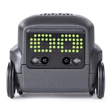 Boxer — Interactive AI Robot Toy (Black) with Personality and Emotions, for Ages 6 and Up-Best-Popular-Product