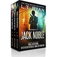 The Jack Noble Series: Books 4-6 (The Jack Noble Series Box Set) (English Edition)