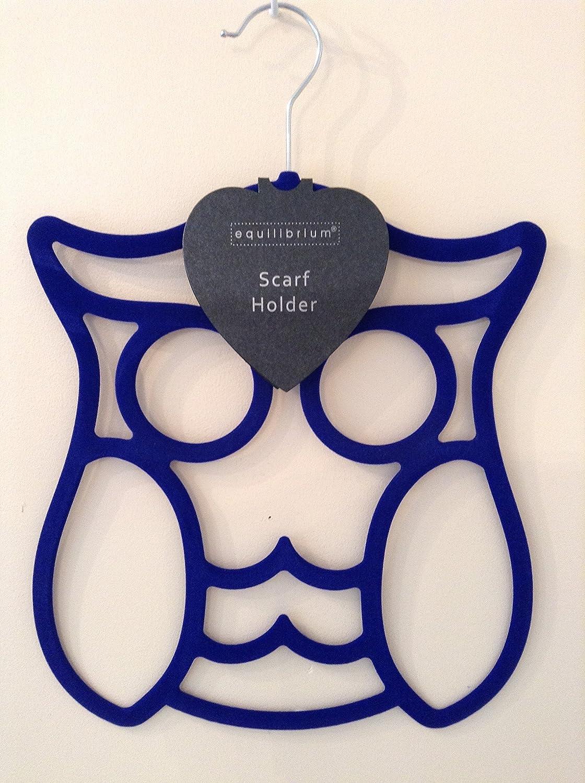 Non Slip PURPLE BUTTERFLY Scarf Belt Tights Holder Tidy Organiser Wardrobe Hanger