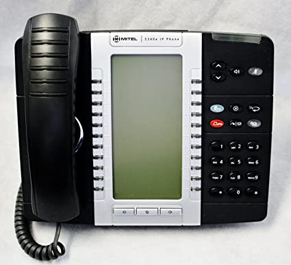 Amazon com : Mitel 5340e IP Phone ~ Part# 50006478 : Electronics