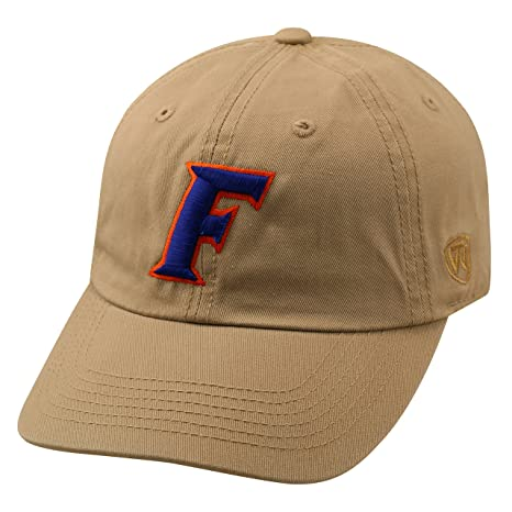 new style ae8d2 6112f Image Unavailable. Image not available for. Color  Top of the World Florida  Gators Official NCAA Adjustable Crew Hat ...