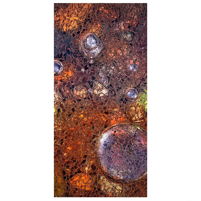Bilderwelten Raumteiler Winter Im Herbst 250x120cm inkl. magnetischer Aluminiumhalterung