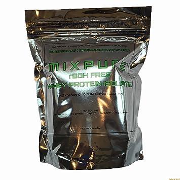 Amazon.com: mixpure rbgh última intervensión Proteína WHEY ...