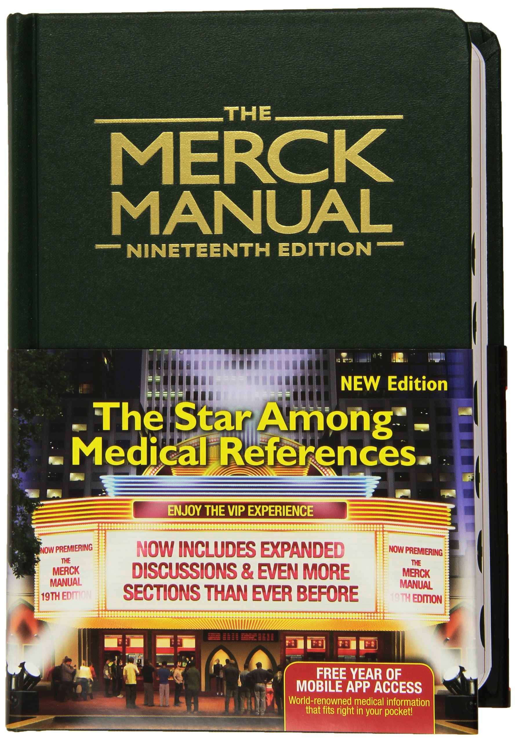 Buy The Merck Manual of Diagnosis and Therapy, 19e (Merck Manual of  Diagnosis & Therapy (Hardcover)) Book Online at Low Prices in India | The Merck  Manual ...