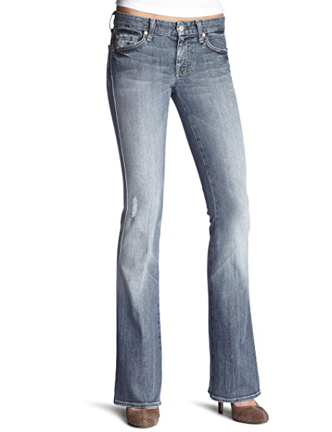 Amazon.com: 7 For All Mankind - Pantalones vaqueros para ...