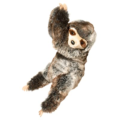 Douglas Ivy Hanging Sloth Plush Stuffed Animal: Toys & Games