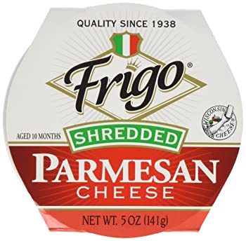 Frigo Shredded Parmesan Cheese