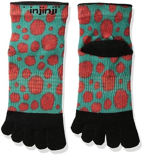 Injinji Run Lightweight MC Xtralife Spots Size : 35-40