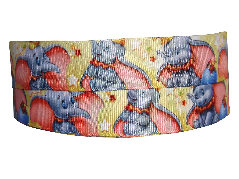 2 m x 22 mm carcasa DISNEY el elefante DUMBO de grogu/én decorativa para tartas o regalos de Frozen