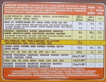 Amazon.com : De Cecco: Spaghetti N°12 integrali Durum Whole Wheat Semolina Pasta * 17.6 Ounce (500gr) Packages (Pack of 4) * [ Italian Import ] : Grocery ...