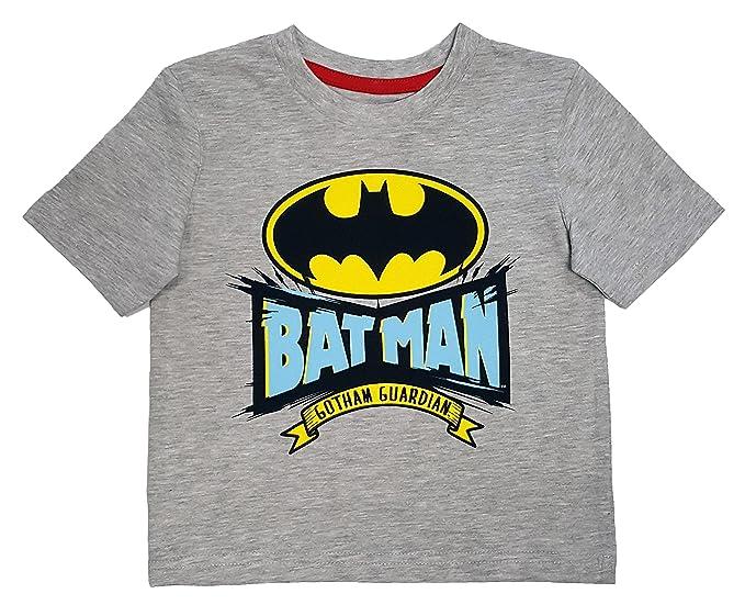928d8625 Batman - Toddler Boy's Gotham Guardian T-Shirt (5): Amazon.ca ...